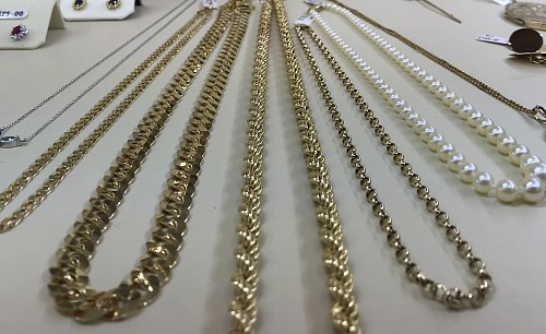 Secondhand Gold Jewellery
